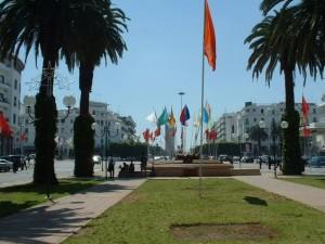 Avenue Mohamed V (Rabat)