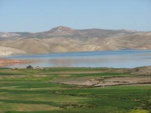 Scenery between Meknes and Volubilus