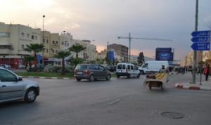 Fez traffic