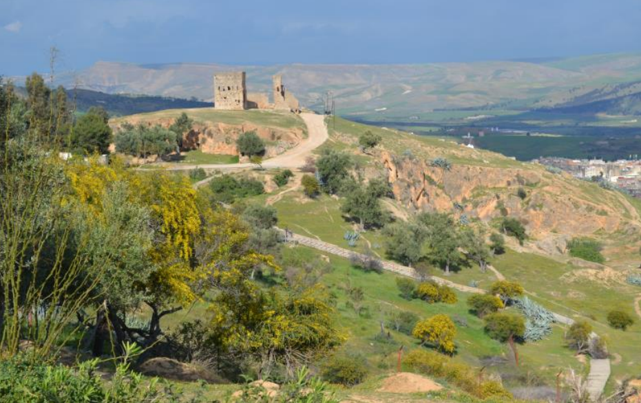Moroccan countryside